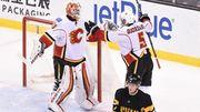 НХЛ. Победа Калгари в Бостоне, рекорд Врбаты. Матчи пятницы