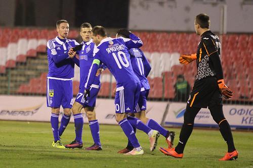 Ярмоленко наконец-то забивает, а Динамо в Луцке громит Волынь