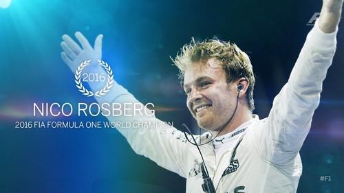Хэмилтон выиграл Гран При в Абу-Даби, Росберг стал чемпионом мира
