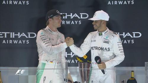 Гран При Абу-Даби: Росберг – чемпион!