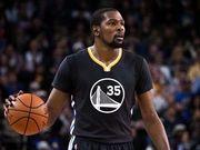 Лав и Дюрант стали лучшими по итогам недели в НБА