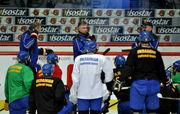 Сборная Украины соберется 10 декабря, все игроки – из УХЛ
