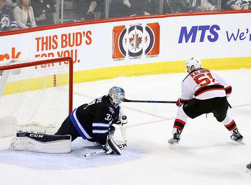 НХЛ. Рейнджерс и Виннипег обновляют клубные рекорды. Матчи вторника
