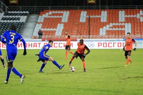 Урал одолел Ростов, Кулаков провел полный матч