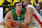 Кирилл Фесенко стал лучшим игроком тура в Лиге чемпионов