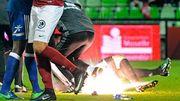 Фанаты Меца сорвали матч против Лиона