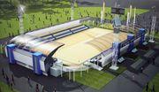 В Днепре открыли строительство стадиона пляжных видов спорта!