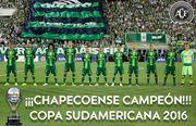 КОНМЕБОЛ объявила Шапекоэнсе победителем Южноамериканского кубка
