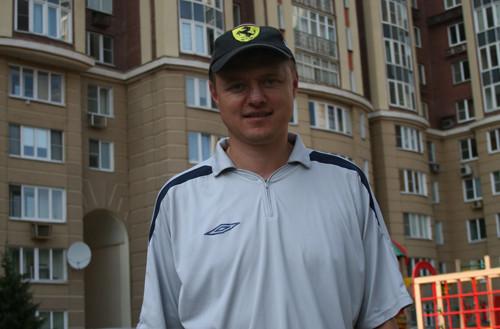 Максим Левицкий переехал из Крыма в Киев