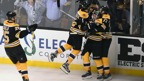 НХЛ. Вашингтон и Бостон побеждают в овертаймах. Матчи понедельника
