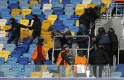Пока Динамо громило турков, турки громили стадион