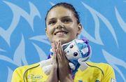 Дарья Зевина завоевала золото и серебро на этапе Кубка мира в Дубае