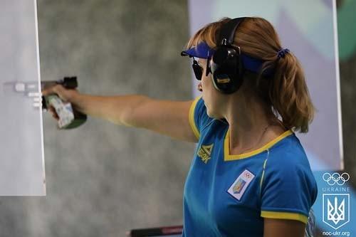 Четверо украинцев выступят на Кубке мира по пулевой стрельбе