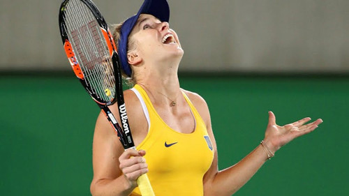 Свитолина вышла в третий раунд турнира в Пекине