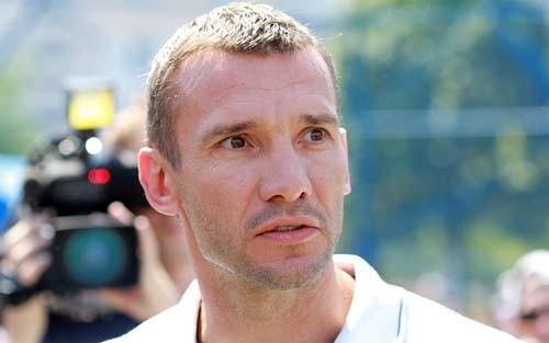 Андрей ШЕВЧЕНКО: «Не было смысла продолжать карьеру после ЧЕ-2012»