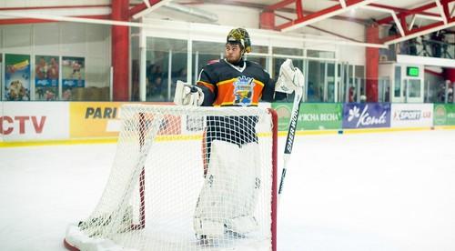 Эдуард Захарченко оформил рекордную сухую серию УХЛ