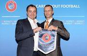 Андрей ПАВЕЛКО: «Аргументы ФФУ были учтены в УЕФА»