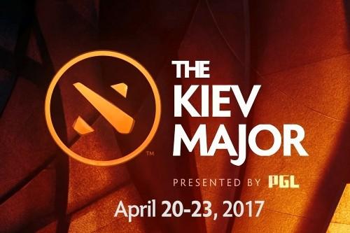 Весенний Major-турнир пройдет в Киеве!