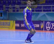 Сергей Журба назван Лучшим футзальным игроком 2016 года