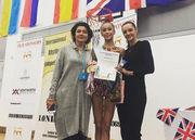 Юные украинки побеждают в Лондоне