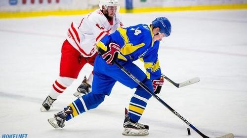 Украина проиграла Венгрии на молодежном ЧМ по хоккею