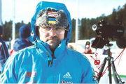 Василий КАРЛЕНКО: «В сборной Украины допингом никто не балуется»
