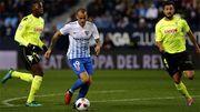 Малага проигрывает Кордобе и вылетает из Кубка Испании