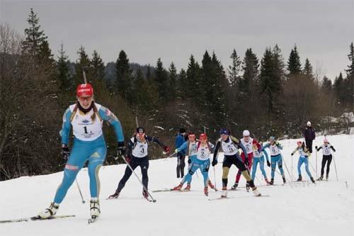 Дмитрий Ивасенко и Марьяна Брыкайло стали чемпионами Украины