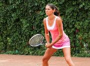 Украинка вышла в парный полуфинал турнира в Нави Мумбаи