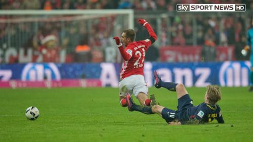 Защитник Лейпцига дисквалифицирован на три матча