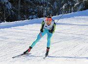 Чемпионат Украины. Руслан Ткаленко выиграл спринтерскую гонку