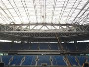В ФИФА уверены, что стадион в Санкт-Петербурге сдадут в срок