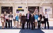 Шесть спортсменов будут представлять Украину на ЧМ и ЧЕ в 2017 году