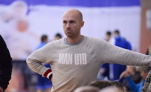 Максим Сергеев возглавил Федерацию баскетбола Киева