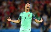 Роналду оформил свой первый покер за сборную Португалии