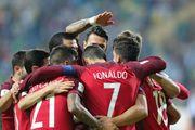 Группа B. Португалия уничтожила Андорру, Роналду сделал покер