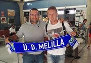 Юрий ТКАЧУК: «Договорился с Атлетико, чтобы отпустили в аренду»