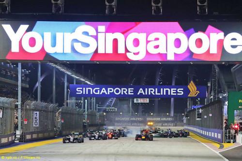 В Сингапуре выступают за сохранение Гран При