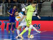 Хотя лицо Пако Седано и пострадало: Барселона Ласса побеждает в дерби