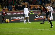 Гол Карлоса Бакки приносит Милану победу над Кальяри