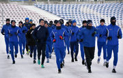 Черкасский Днепр начал подготовку ко второй части сезона