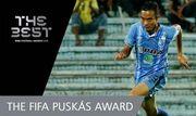 Малазиец Субри выиграл премию Пушкаша