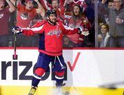 Овечкин набрал 1000-е очко в регулярных чемпионатах НХЛ