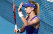 Леся Цуренко вышла в полуфинал турнира в Хобарте