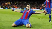 Луис Суарес забил 100-й мяч за Барселону