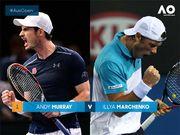 Australian Open-2017. Илья Марченко проиграл первой ракетке мира