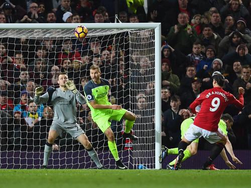 Манчестер Юнайтед — Ливерпуль — 1:1. Видеообзор матча