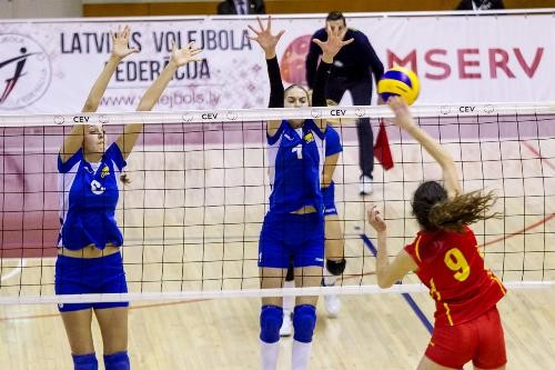 Украинки в финальный этап Евро-2017 не пробились