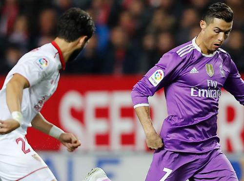 Беспроигрышная серия Реала прервалась в Севилье