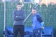 Андриевский и Калитвинцев останутся в Черноморце